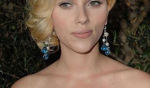 Scarlett Johansson silna dzięki omletom