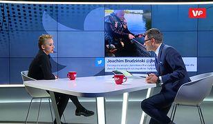 Nietypowy wywiad Kaczyńskiego. Scheuring-Wielgus ma teorię