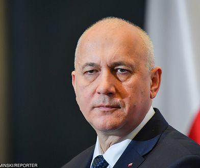 Szef sztabu wyborczego PiS Joachim Brudziński