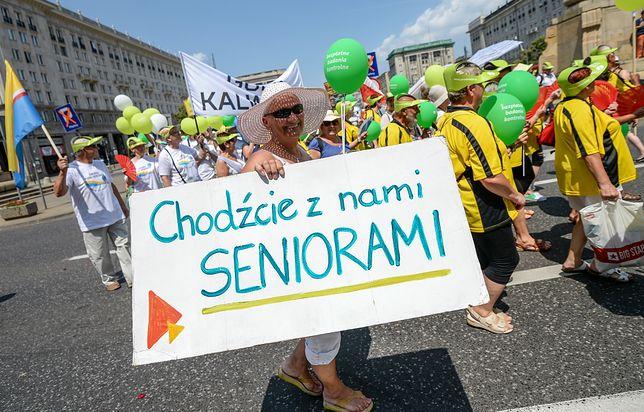 18 sierpnia przez Warszawę przejdzie 5. Parada Seniorów.
