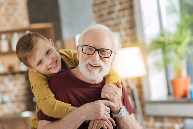 Życzenia na Dzień Dziadka 2020. Nie zapominamy o święcie dziadków