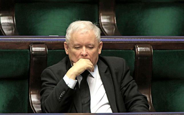 Jarosław Kaczyński nie pojawi się na sobotniej konwencji