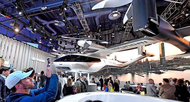 Hyundai i Uber stworzą latające taksówki