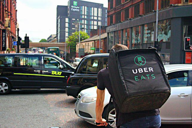 Wielkanoc 2020. Uber Eats będzie działał w standardowych godzinach