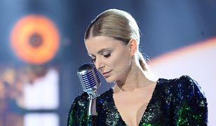Halina Młynkova w trzech stylizacjach w show. Trudno oderwać od niej wzrok!