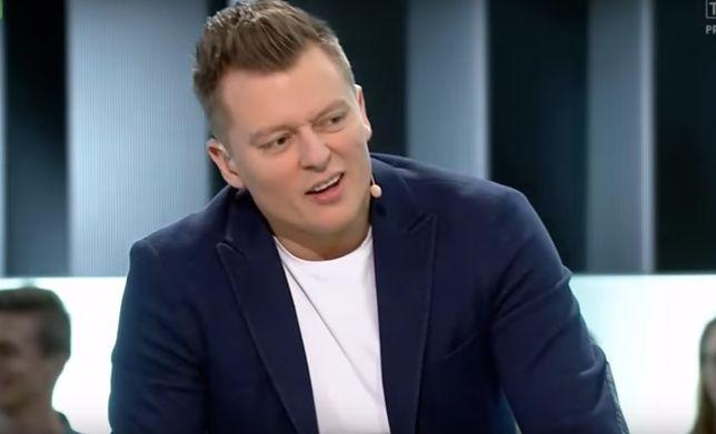 """Występ Rafała Brzozowskiego w """"Kole Fortuny"""""""