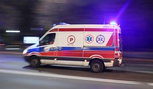 Zderzenie autobusu z samochodem osobowym w Gdańsku