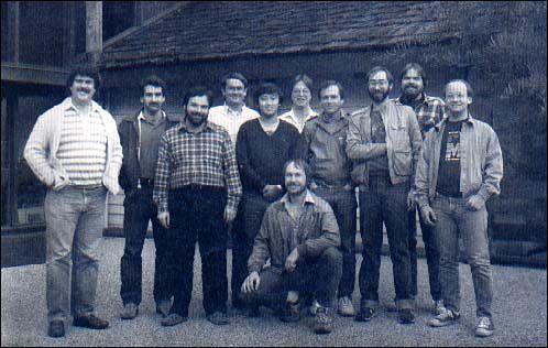 Monterey Team