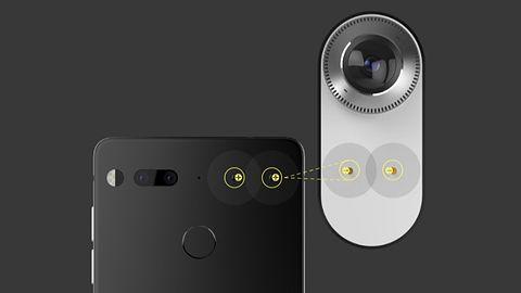 Essential Phone: modułowy smartfon twórcy Androida