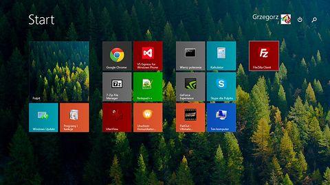 Modern UI będzie domyślnie niewidoczne w nowym Windowsie