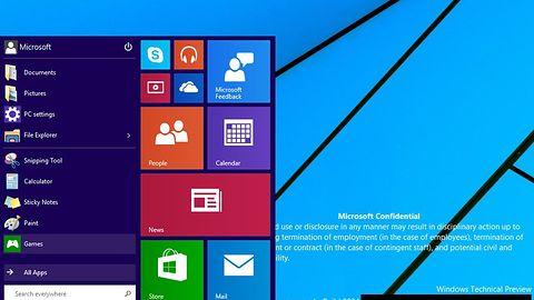 Nie czekaj, zobacz pierwsze zrzuty ekranu z Windows 9 już dzisiaj