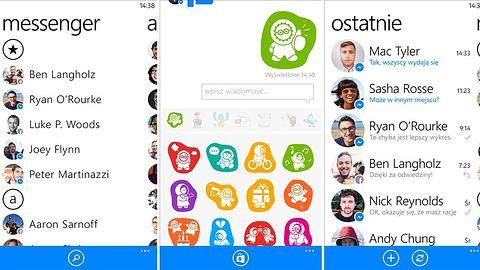 Facebook Messenger zawitał na Windows Phone