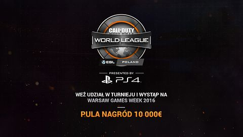 Call Of Duty World League zawita do Polski – i to na PlayStation 4