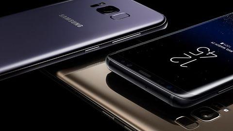 Samsung Galaxy S8 active bez wyświetlacza Infinity. Wygląda jak LG G6
