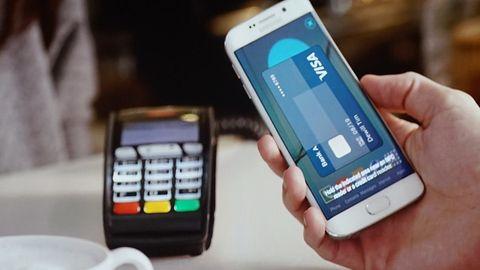 Smartfony Samsunga w Europie spróbują zastąpić karty płatnicze