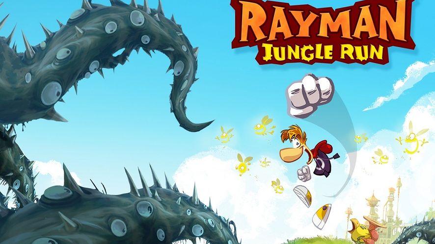 Warto zagrać na Windows Phone: Rayman Jungle Run
