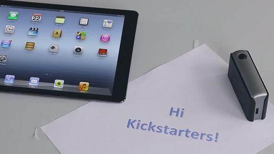 Dzięki kieszonkowemu PocketScan zeskanujesz wszystko