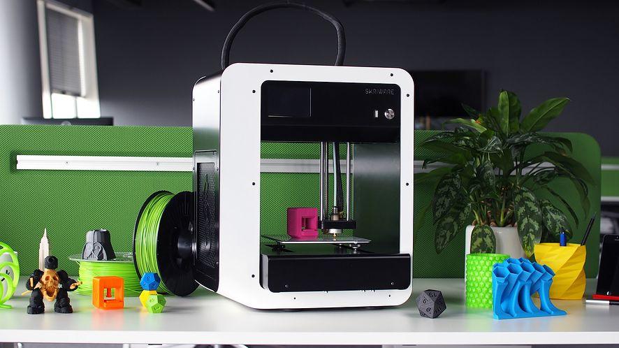 Skriware – domowa drukarka 3D z Kickstartera już dostępna w Auchan
