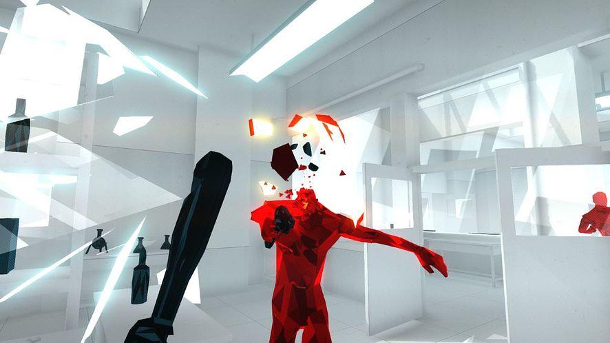 Polska nietypowa strzelanka SUPERHOT trafi na gogle VR Oculus