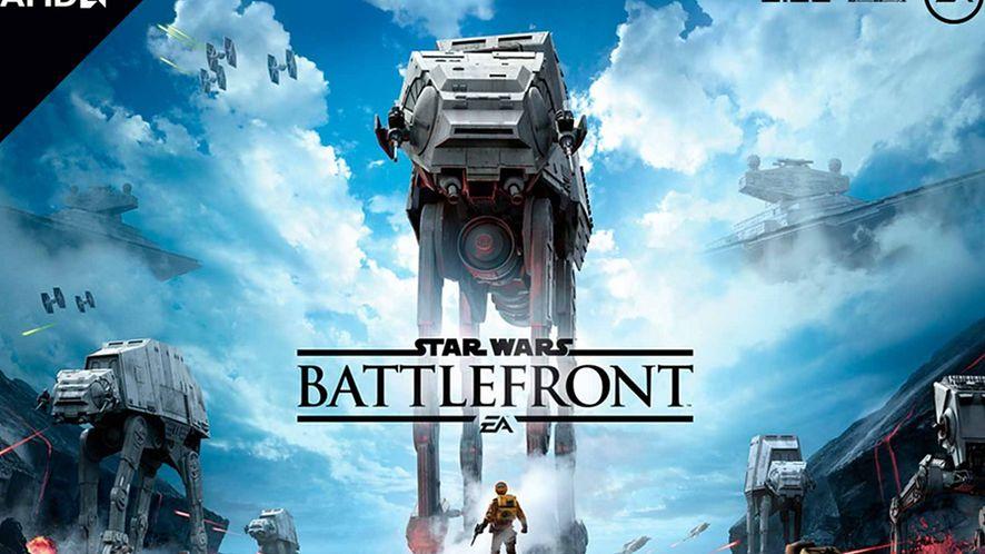 Kup kartę AMD Radeon R9 Fury, a otrzymasz Star Wars Battlefront