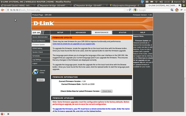 D-Link Firmware