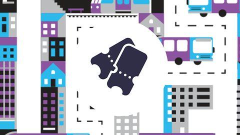 W aplikacji Jakdojade można kupić bilety komunikacji miejskiej