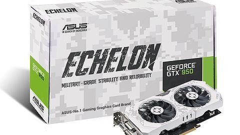 """ASUS Echelon GTX 950 – limitowana edycja """"zmilitaryzowanych"""" kart graficznych #prasówka"""