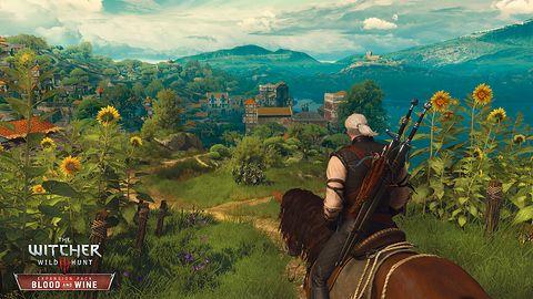 Wiedźmin 3: Krew i wino jeszcze przed E3, świat duży jak Wyspy Skellige