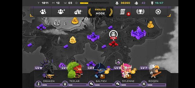 King's Loop to przykład, że interfejs gry można zrobić jak należy