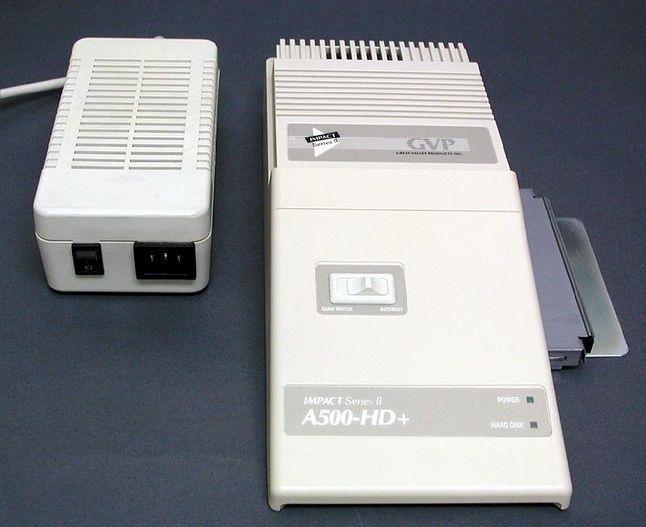 GVP IMPACT Series II - zdjęcie z Internetu.