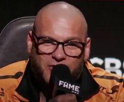 """FAME MMA 9. """"Popek"""" zdradził, kiedy przejdzie operację"""