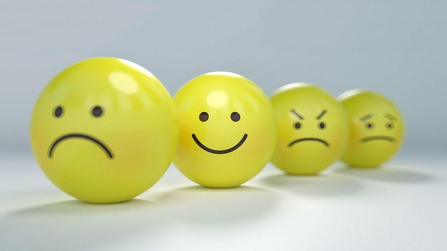Podrobione emoji (fot. Pixabay)
