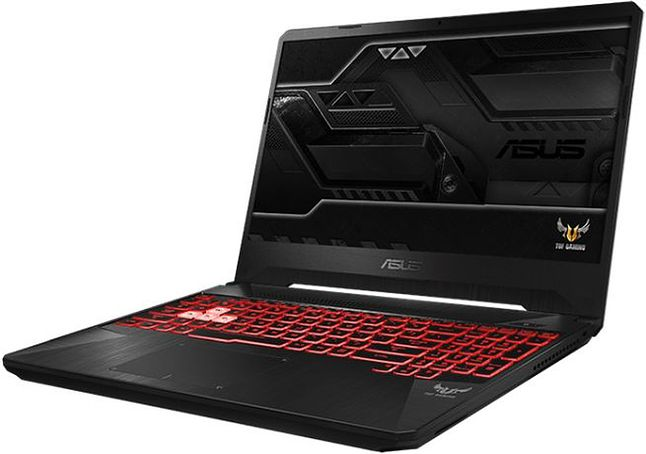 TUF Gaming to tańsza alternatywa dla serii ROG. Laptopy z tej linii kosztują przeważnie do 5 tys. zł / Fot. Materiały prasowe