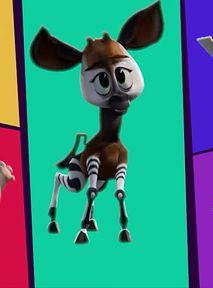 """""""Madagaskar"""" wspiera LGBT+. Do słynnego zoo dołączy niebinarna postać"""