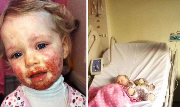 8 miesięcy walki z chorobą Sienny