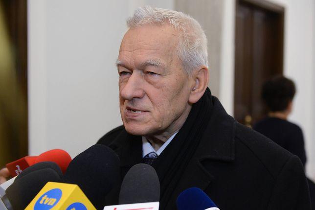 Kornel Morawiecki jest przewodniczącym Wolnych i Solidarnych