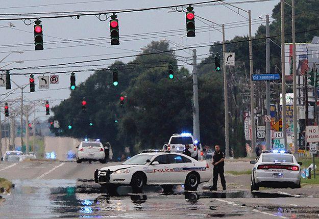 Zabójstwo policjantów w Baton Rouge. Pentagon: napastnik służył przez pięć lat w marines