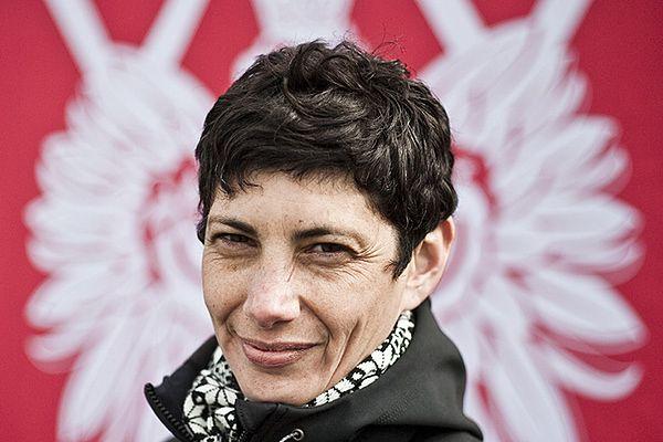 Reżyserka Yael Bartana