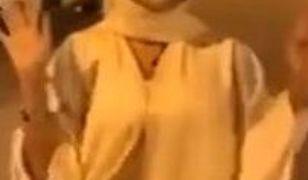 Arabska reporterka w tarapatach