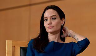 Angelina Jolie pozwala dzieciom na wiele