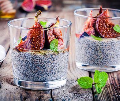 Nasiona chia można jeść na wiele sposobów