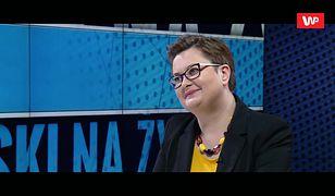"""Lubnauer o Wiośnie: """"Jest tak samo populistyczna jak PiS"""""""