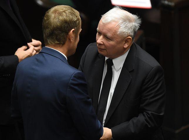Jarosławowi Kaczyńskiemu udało się przekonać wyborców, że Platforma pod wodzą Donalda Tuska była przeżarta problemami. Dziś sam musi się z tym mierzyć.