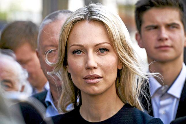 Magdalena Ogórek została zaatakowana przed budynkiem TVP