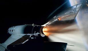 Turystyczne loty w kosmos coraz bliżej dzięki współpracy NASA i Virgin Galactic