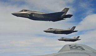 F-35 wprowadza nowe standardy w walce elektronicznej i informacyjnej