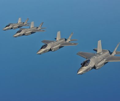 Myśliwce F-35 przylecą szybciej do Polski?