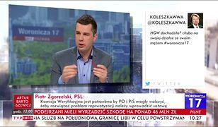 Wulgarny tweet w TVP Info. Jedna osoba zawieszona
