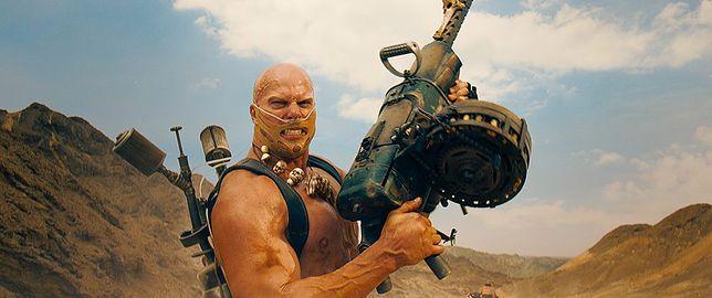 ''Mad Max: Na drodze gniewu'': Dwa słowa: po bandzie [RECENZJA BLU-RAY]