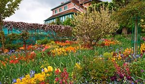 Ogród Moneta w Giverny. Jeden z najpiękniejszych na świecie